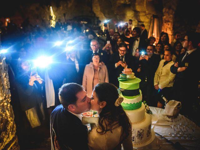 Il matrimonio di Gianpiero e Laura a Limatola, Benevento 87