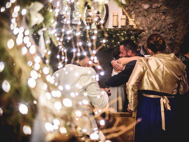 Il matrimonio di Gianpiero e Laura a Limatola, Benevento 92