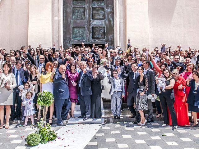Il matrimonio di Diego e Luigia a Santa Maria di Licodia, Catania 1