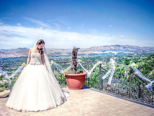 Il matrimonio di Diego e Luigia a Santa Maria di Licodia, Catania 10