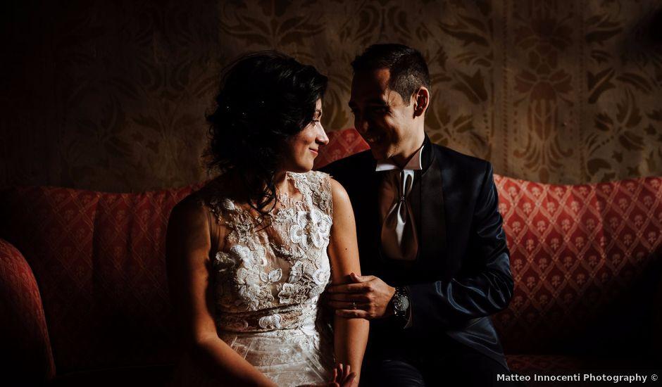 Il matrimonio di Diego e Loretta a Firenze, Firenze