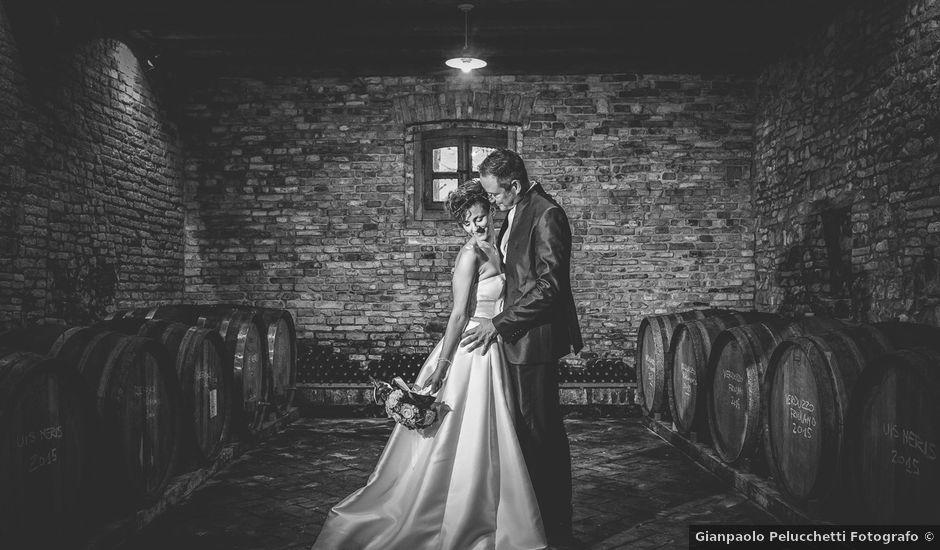 Il matrimonio di Paolo e Silvia a Staranzano, Gorizia