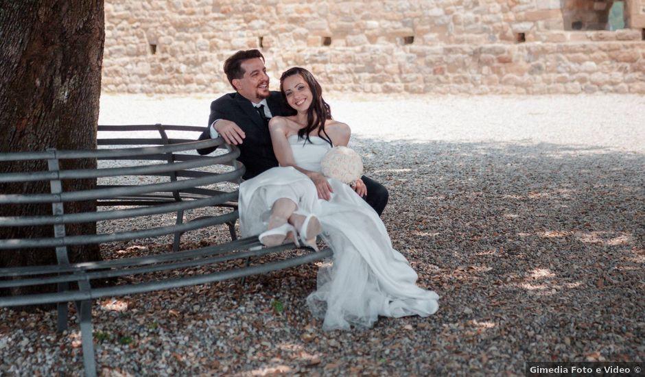 Il matrimonio di Roberto e Ada a Castelnuovo Magra, La Spezia