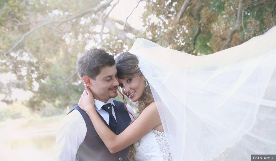 Il matrimonio di Matteo e Jessica a Pisa, Pisa