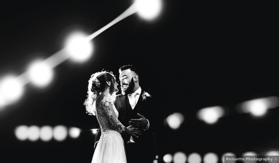 Il matrimonio di Giorgio e Chiara a Roma, Roma