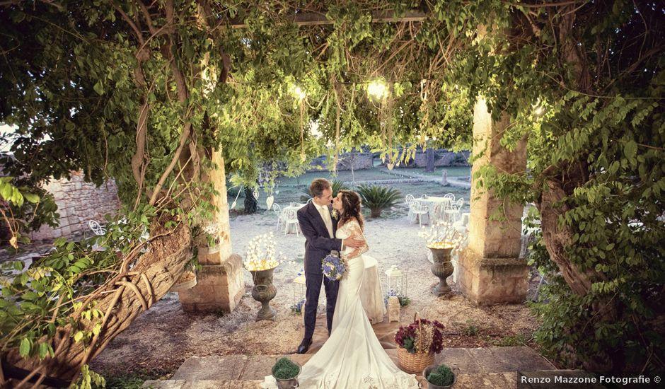 Il matrimonio di Donatello e Ornella a San Vito dei Normanni, Brindisi