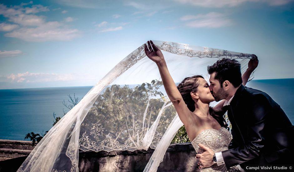 Il matrimonio di Diego e Luigia a Santa Maria di Licodia, Catania