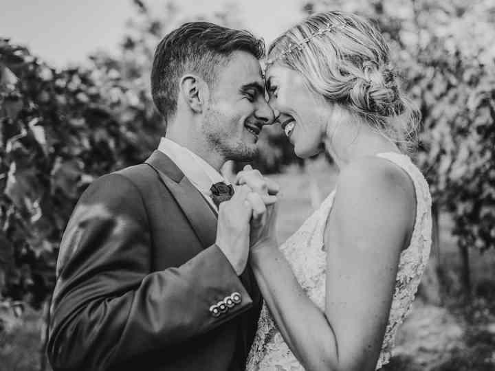 Le nozze di Nathalie e Moreno