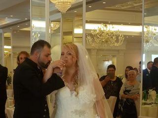 Le nozze di Monica e Moscano 2