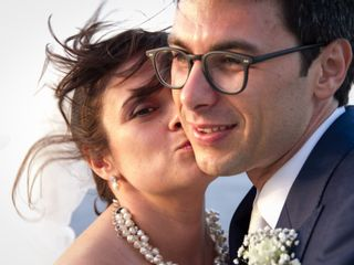 Le nozze di Raffa e Mario