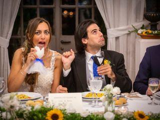 Le nozze di Anna e Luis