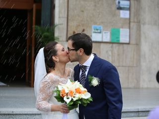 Le nozze di Maria Luisa e Marco