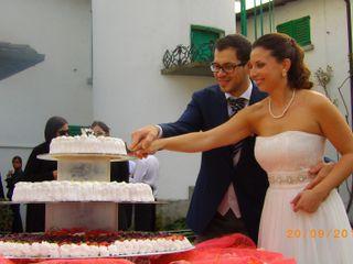 Le nozze di Maria Luisa e Marco 2