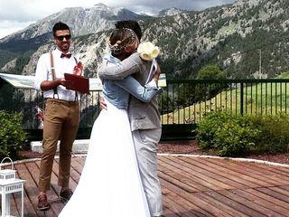 Le nozze di Erika e Gian Luca 1