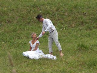 Le nozze di Erika e Gian Luca