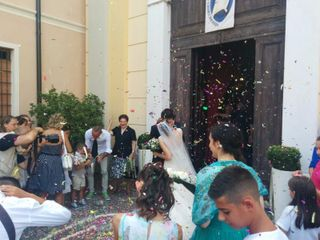 Le nozze di Silvia e Luca 1