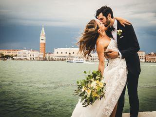 Le nozze di Kirsten e Luca