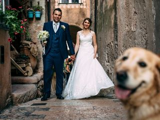 Le nozze di Simona e Mattia