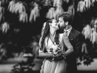Le nozze di Serena e Tommaso