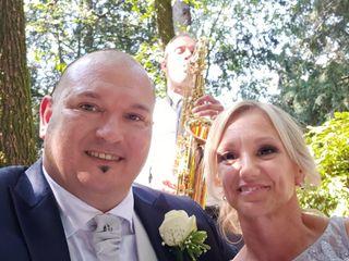 Le nozze di Patrizia e Tomas