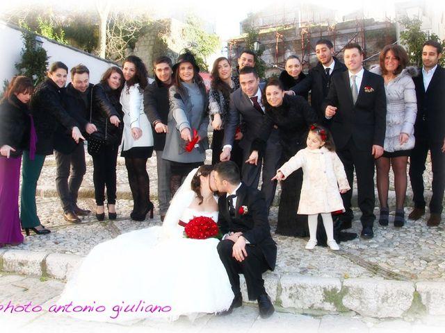 Il matrimonio di Annalisa e Pietro a Caiazzo, Caserta 1