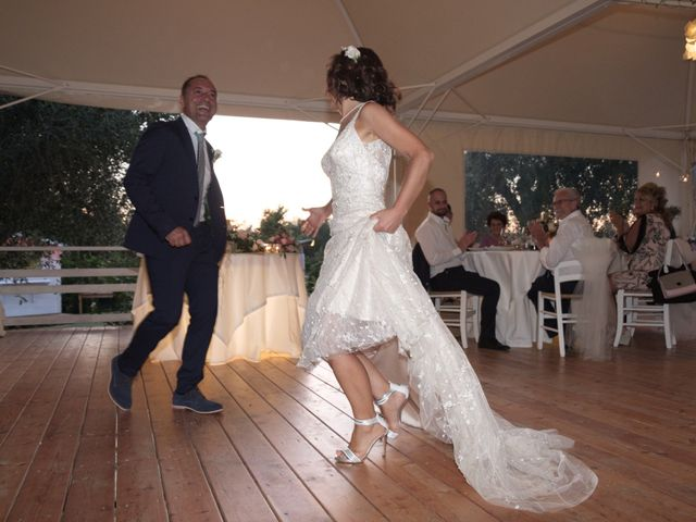 Il matrimonio di Stefano e Sandra a Cinigiano, Grosseto 3