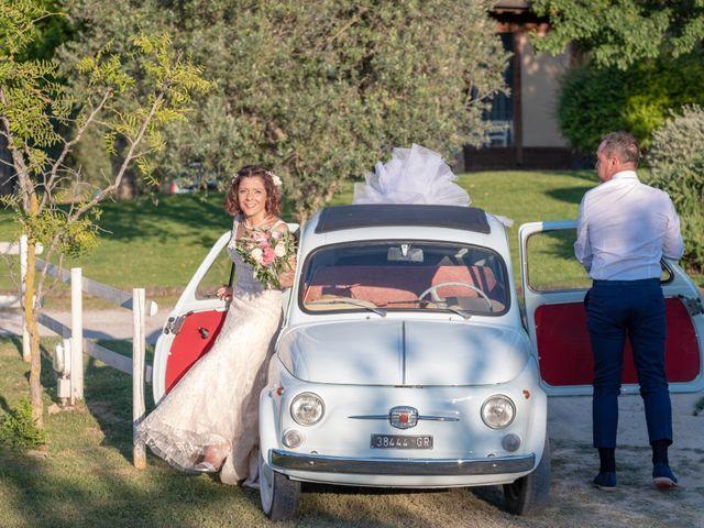 Il matrimonio di Stefano e Sandra a Cinigiano, Grosseto 4