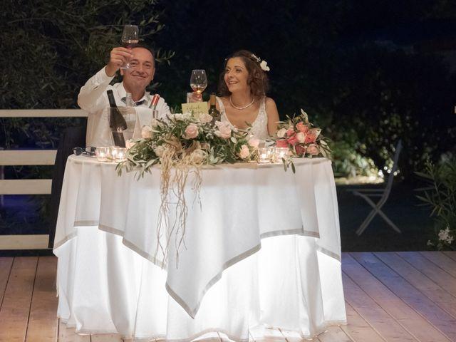 Il matrimonio di Stefano e Sandra a Cinigiano, Grosseto 5
