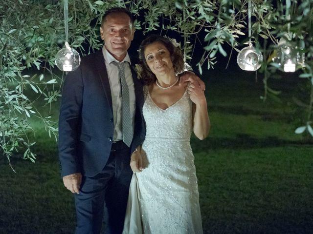 Il matrimonio di Stefano e Sandra a Cinigiano, Grosseto 1