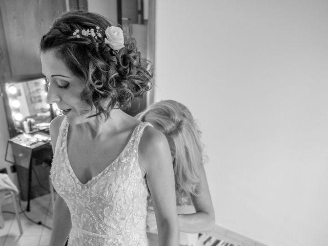 Il matrimonio di Stefano e Sandra a Cinigiano, Grosseto 8