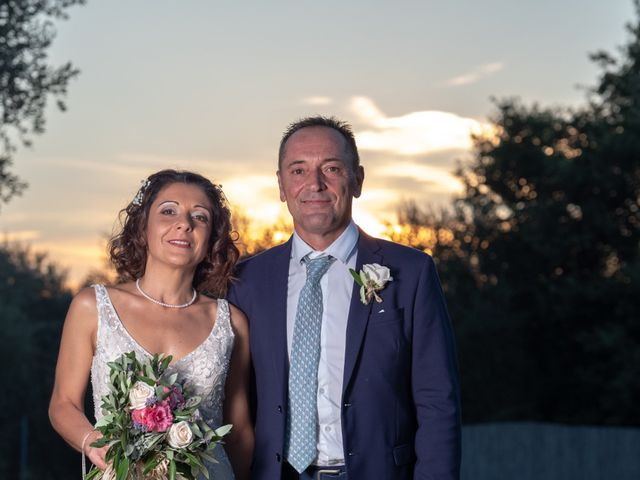 Il matrimonio di Stefano e Sandra a Cinigiano, Grosseto 10