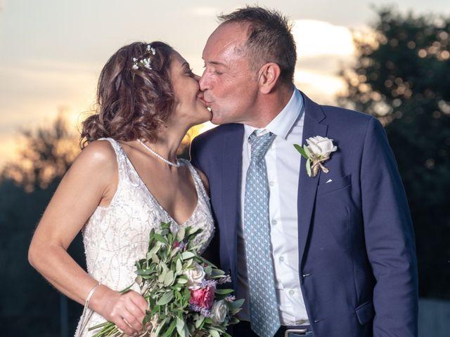 Il matrimonio di Stefano e Sandra a Cinigiano, Grosseto 11