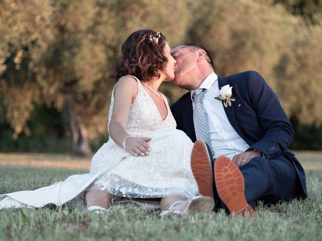 Il matrimonio di Stefano e Sandra a Cinigiano, Grosseto 12