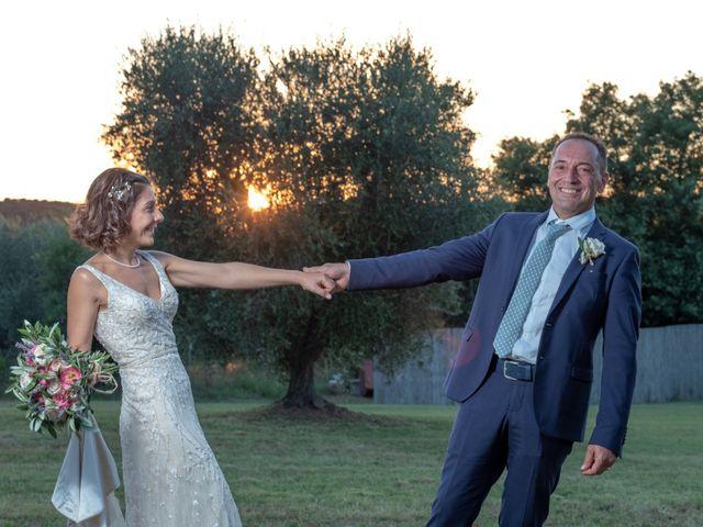 Il matrimonio di Stefano e Sandra a Cinigiano, Grosseto 14