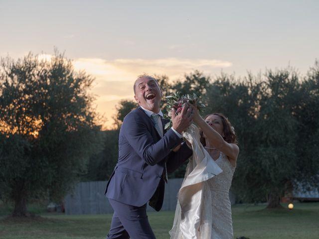 Il matrimonio di Stefano e Sandra a Cinigiano, Grosseto 15