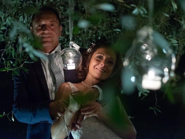 Il matrimonio di Stefano e Sandra a Cinigiano, Grosseto 2