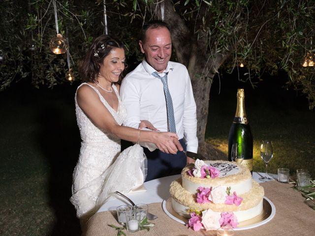Il matrimonio di Stefano e Sandra a Cinigiano, Grosseto 16