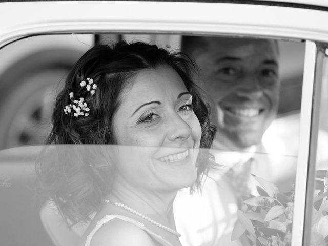 Il matrimonio di Stefano e Sandra a Cinigiano, Grosseto 20