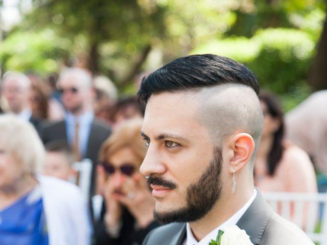 Il matrimonio di Andrea e Elisa a Rimini, Rimini 27