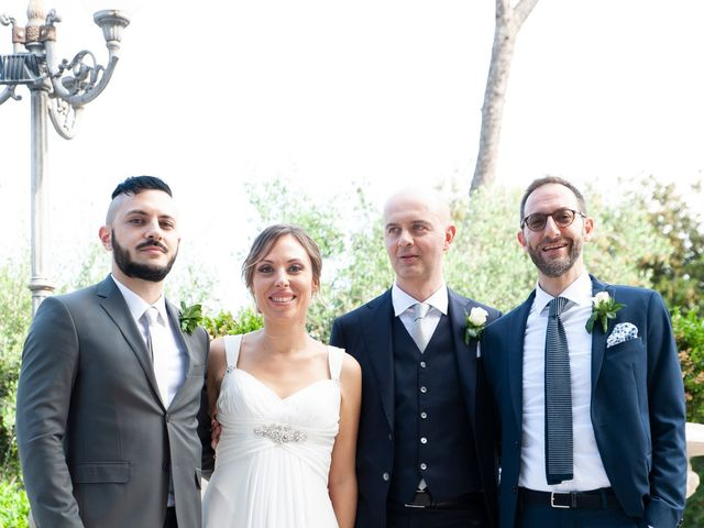 Il matrimonio di Andrea e Elisa a Rimini, Rimini 79