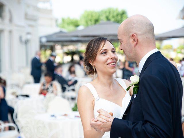 Il matrimonio di Andrea e Elisa a Rimini, Rimini 87