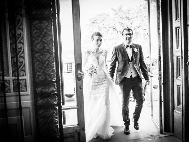 Il matrimonio di Jacopo e Veronica a Firenze, Firenze 1