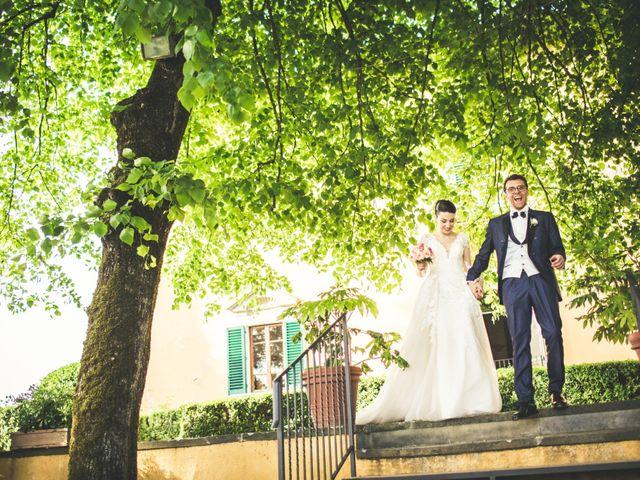 Il matrimonio di Jacopo e Veronica a Firenze, Firenze 2