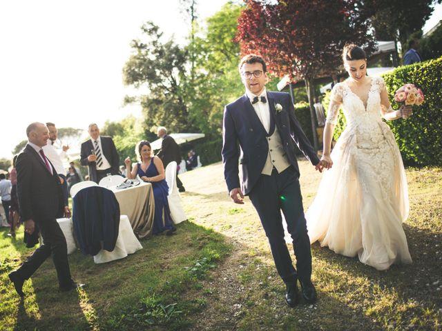 Il matrimonio di Jacopo e Veronica a Firenze, Firenze 6