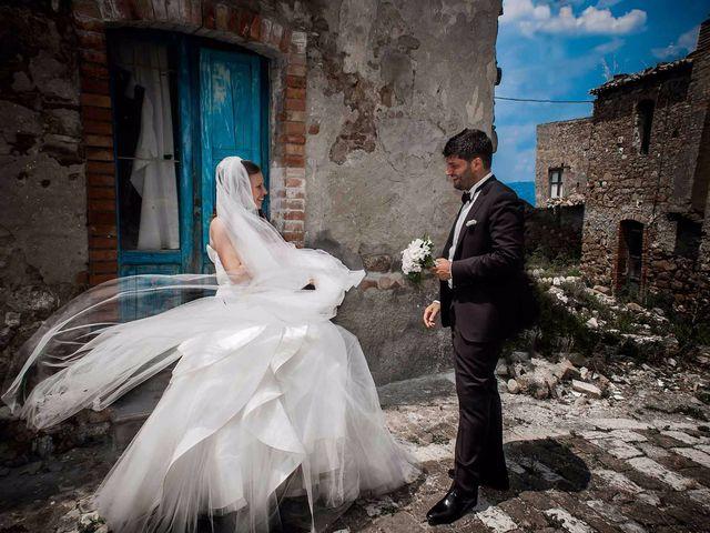 Il matrimonio di Alessandro e Alessia a Paduli, Benevento 16