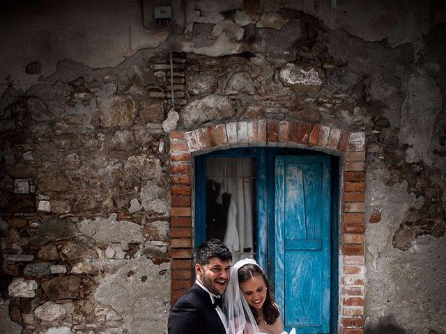 Il matrimonio di Alessandro e Alessia a Paduli, Benevento 31
