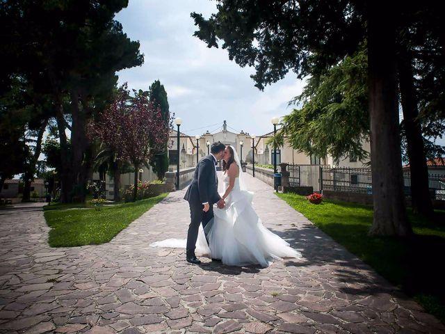 Il matrimonio di Alessandro e Alessia a Paduli, Benevento 18