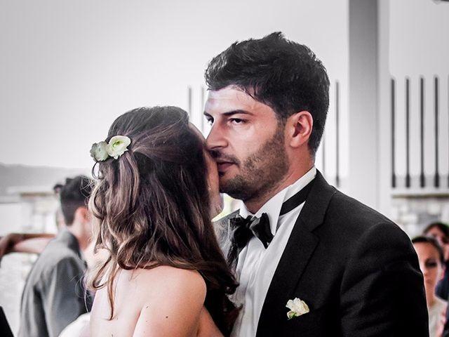 Il matrimonio di Alessandro e Alessia a Paduli, Benevento 43