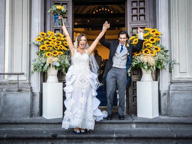 Il matrimonio di Luis e Anna a Napoli, Napoli 9