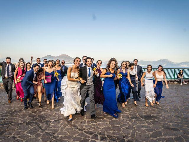 Il matrimonio di Luis e Anna a Napoli, Napoli 10